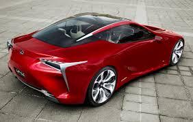 lexus cars 2012 lexus reveals lf lc hybrid coupe concept