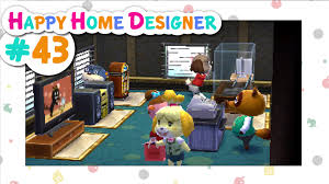 animal crossing happy home designer 43 department store of