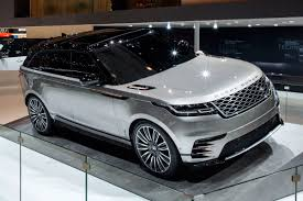 land rover car new range rover velar suv revealed geneva debut specs prices