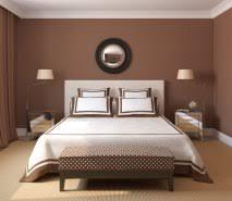 peinture chocolat chambre envie d une chambre cosy avec des tons marron chocolat deco