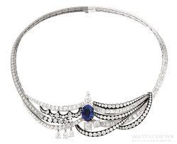 chambre d hotes is鑽e 展12億高級珠寶藍寶鑽鍊最逼人 watchviews 腕錶生活