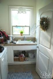 Premade Laundry Room Cabinets by Laundry Room Cabinets With Sinks The Best Home Design