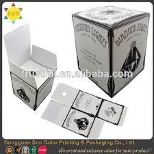 light bulb storage box packaging design led bulb packaging box led