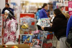 thanksgiving day sale kmart christmas creep a trick and treat for santa sales chicago tribune