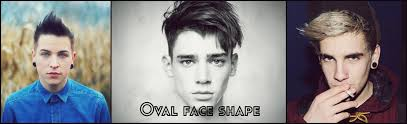 haircuts for men with oval shaped faces men s hair how to choose a hairstyle the vandallist