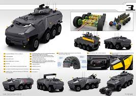 futuristic military jeep the concept of a new andarkan wheeled armoured vehicles defence