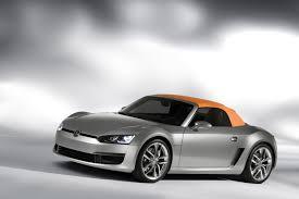 volkswagen sports car volkswagen concept bluesport