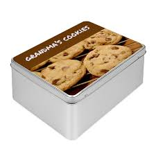 metal tins for cookies antique tins always pack cookies in layers