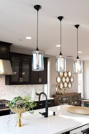 Gold Kitchen Faucet A Classic Black And Gold Kitchen Deserves Classic Pendants