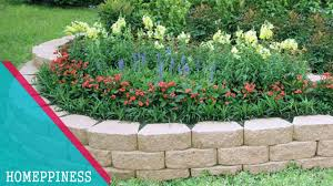 Garden Stone Ideas by Must Look 25 Low Budget Stone Garden Edging Ideas That Will Save