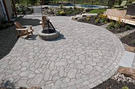 Stones For Patio Landscaping Products Traditional Patio Montreal By Rinox Inc