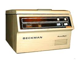 Table Top Centrifuge by Used Beckman Accuspin Table Top Centrifuge By Welltech Used Line Com