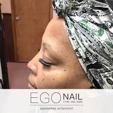 eyelashes extension ego nail 718 442 2385 yelp