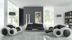 contemporary livingrooms wonderful black and white contemporary living room designs