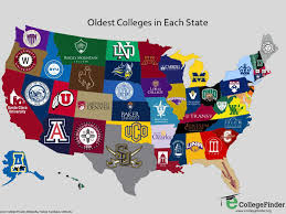 Map Of Alabama And Tennessee by Map The Oldest College In Every State Business Insider