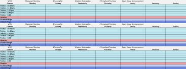 social media plan how to create a social media calendar for 2017 u2013 gatherr