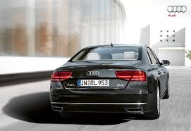 audi 2011 model audi a8 w12 car model to be launched in october 2011