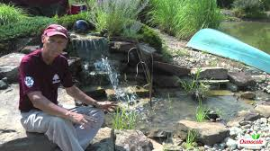 water feature ideas for your garden youtube