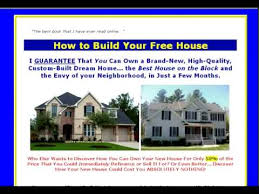 build your house free learn how to build your free house