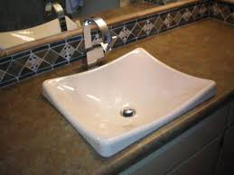 kohler demilav sink reviews kohler demilav wading pool cast iron vessel sink in white k 2833 0