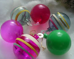 striped ornaments etsy