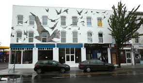 London Wall Murals Gallery Street Murals Across East London From East London And