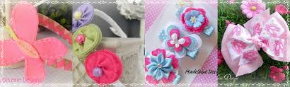 handmade hair accessories with madeleine designs beautiful handmade hair
