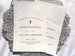 confirmation favors communion favors communion favor bags girl