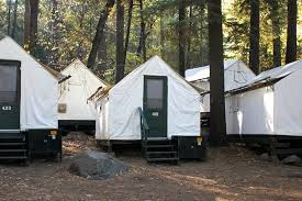 heated tent rental half dome in yosemite national park ca travelyosemite