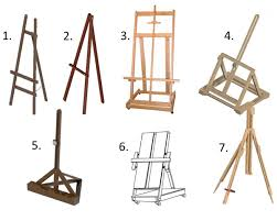 how to make a simple table top easel looking for an easel build one by yourself louise lamirande