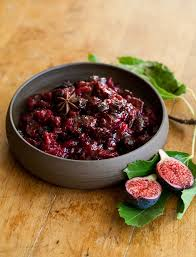 pescatarian thanksgiving recipes recipe fig cranberry sauce kitchn