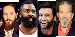 goodlooking men with cropped hair men s beard styles celebrity beard and mustache styles