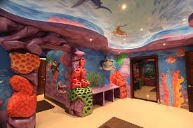 decorations kids playroom designs painting funny with in ideas