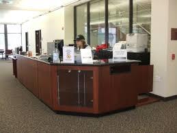 Front Desk Help Ron E Lewis Library