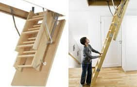 deluxe wooden loft ladders yorkshire loft ladders