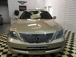 lexus gold used lexus ls 460 4 6 v8 se 4dr automatic for sale in scunthorpe