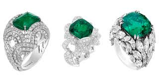piaget ring chaumet jewerly and piaget s green rings numéro magazine