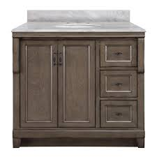 Foremost Naples  In W X  In D Bath Vanity With Right Drawers - Home depot expo bathroom vanities