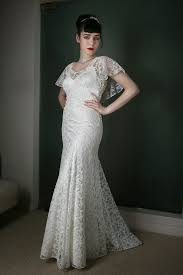 Vintage Lace Wedding Dress Heavenly Vintage Brides Uk Vintage Wedding Blog Vintage Style