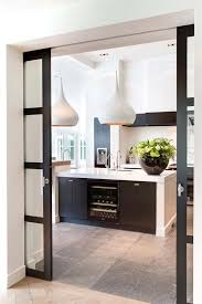 sliding kitchen doors interior best 25 interior pocket doors ideas on