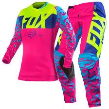 womens motocross gear packages fox mx gear 2016 180 women s pink motocross