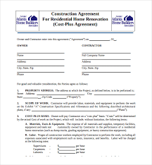 work contract templates scope of work template 25 30 ready to use
