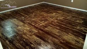 painted plywood floors boat deck applying the wood stain