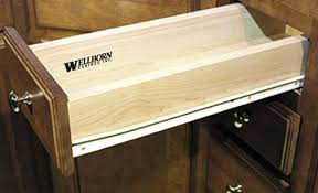 Kitchen Cabinet Drawer Guides Kitchen Bath And Closet Cabinetry By Wellborn Cabinet Inc