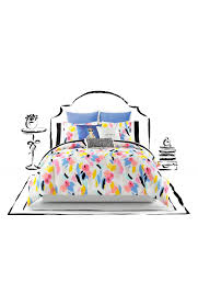 background kate spade halloween kate spade new york paintball floral comforter u0026 sham set nordstrom