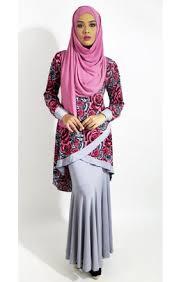 baju kurung modern untuk remaja 15 contoh gambar model baju kurung batik terbaru