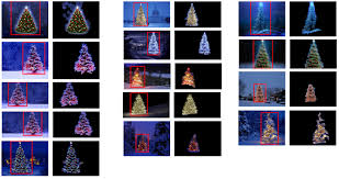 c how to detect a christmas tree stack overflow