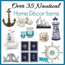 Home Decor Accent Over 35 Nautical Home Decor Accent Items U2013 3 Boys And A Dog