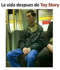 Memes De Toy Story - la vida despues de toy story toy story meme on esmemes com