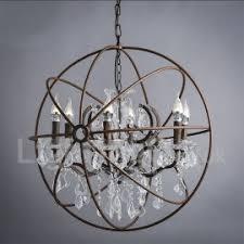 Chandelier Uk Globe Lightingo Co Uk